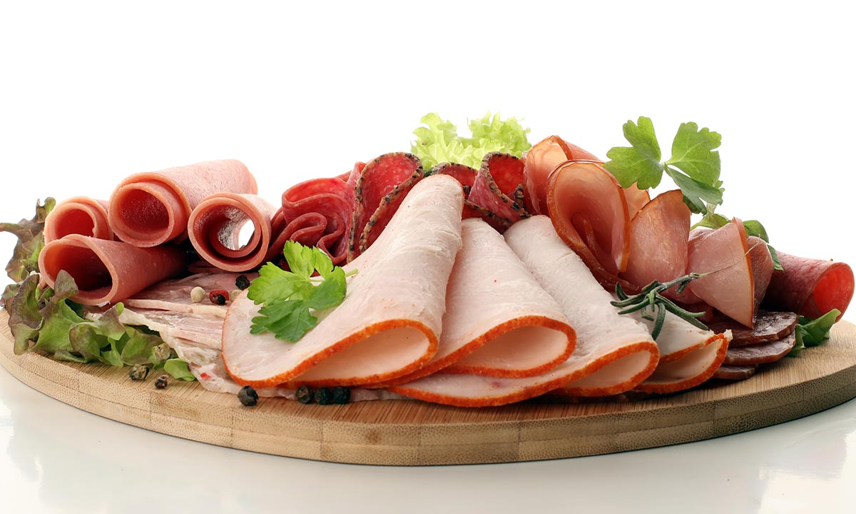 Premium Selection of Cold Cut Meats